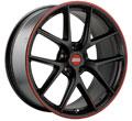 Диски BBS CI-R Satin Black Nurburgring Edition