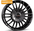 Диски Borbet CW3 Mistral Anthracite Glossy