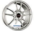 Диски Borbet MC Brilliant Silver