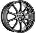 Диски OZ Racing Hyper GT HLT Star Graphite Diamond Lip