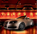 Диски OZ Racing Lounge10 Audi