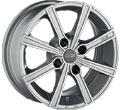 Диски OZ Racing Lounge8 Metal Silver Diamond