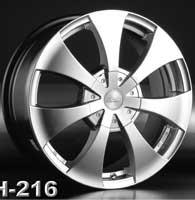 Диски Racing Wheels H-216