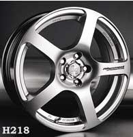 Диски Racing Wheels H-218