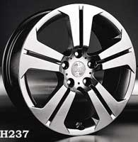 Диски Racing Wheels H-237