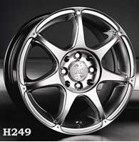 Диски Racing Wheels H-249