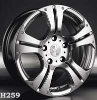 Диски Racing Wheels H-259