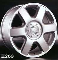 Диски Racing Wheels H-263