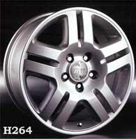 Диски Racing Wheels H-264
