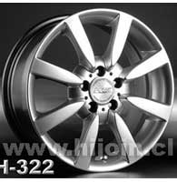 Диски Racing Wheels H-322