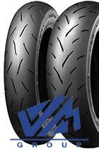 Шины Dunlop TT93 GP