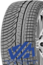 Зимние шины Michelin Pilot Alpin PA4