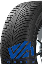 Шины Michelin Pilot Alpin 5 SUV