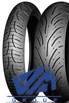 Шины Michelin Pilot Road 4 A
